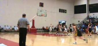Penn Valley Girls Basketball Holiday Tournament Smithville Lady Warriors VS St.Teresa's Star