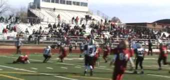 SSJFA Super Bowl B Division Eagles VS Seminoles