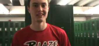 Coaches Corner Interview with Cleveland Ohio Mentor Kade McClure