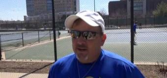 Interview with UMKCs Men & Women Head Tennis Coach Kendell Hale