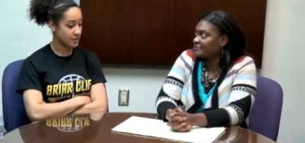 Interviews with Lincoln Prep Star Basketball Player Annie Dewberry and family