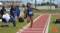 Four 'Roos Finish in First at Ward Haylett Invitational‏
