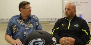 Interview with Jeremie Picard Head Football Coach at Grandview