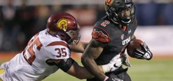 Williams leads No. 24 Utah to 31-27 rally over USC