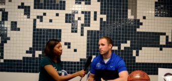 Interview with Leavenworth Head Coach for Girls Basketball Jordan Mellott