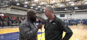 Lincoln University Head Coach John Mosley