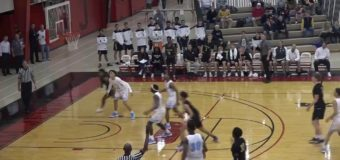 Lees Summit VS. Oak Park William Jewell Tournament Highlights