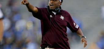 AP source: Arizona to hire Kevin Sumlin as football coach