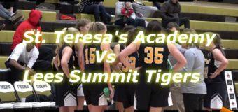 St' Teresa's VS Lee's Summit Tigers