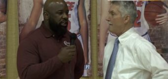 Interview with Coach Terry English Head Coach for Bishop Mieges' Girls Basketball Team