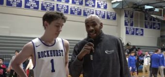 Interview with Rockhurst Guard Glenn McClintock