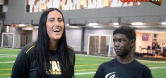 Interview with St. Teresa's Academy Head Volleyball Coach Lauren Brentlinger