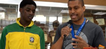 Interview with Coach Raymond Hughes at Ruskin High School