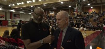 Interview with Larry Holley Head Men's Basketball Coach Tournament Director
