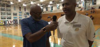 Interview with Grandview BullDogs Head Boys Coach Reggie Morris