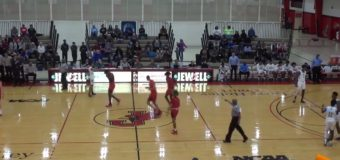 William Jewell High School Holiday Classic Fort Osage VS Grandview Finals