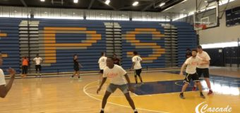 City of Fountains Coaches Association Exposure Camp Boys workout
