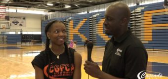 Interview with Angle Wiggins Student Athlets that participated in the COFCA Exposure Camp