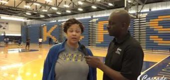 Interview with Center High School Girls Head Coach Katrina Johnigan a member of COFCA