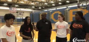 Interview with Student-Athletes that participated in the COFCA Exposure Camp