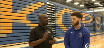 Interview with Tyler Taylor Student-Athletes that participated in the COFCA Exposure Camp.